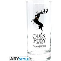 Game Of Thrones – Baratheon Glass