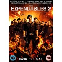 Expendables 2 DVD