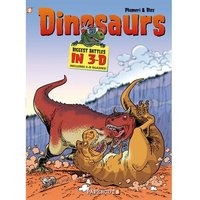 Dinosaurs 3D Hardcover