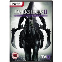 Darksiders II Limited Edition Includes Arguls Tomb Expansion Pack Game