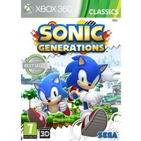 Sonic Generations Game (Classics)