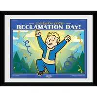 Fallout 76 Reclamation Day Collector Print