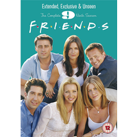 Friends Season 9 Extended Edition DVD