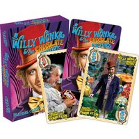 Willy Wonka Playing Cards