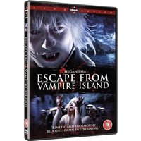 Higanjima Escape From Vampire Island DVD