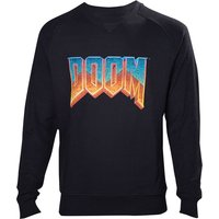 DOOM Men's Vintage Logo Small Sweater
