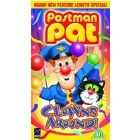 Postman Pat Clowns Around DVD