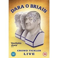 Dara O Briain - Crowd Tickler DVD