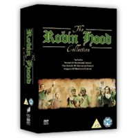 The Robin Hood Collection DVD