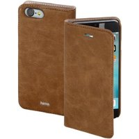 Hama Guard Case Booklet Case for Apple iPhone 7/8, brown