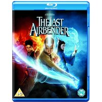 The Last Airbender Blu-ray