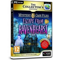 Mystery Case Files Escape from Ravenhearst Game