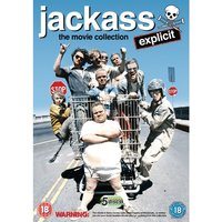 Jackass The Movie Collection DVD