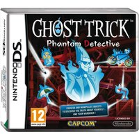 Ghost Trick Phantom Detective Game