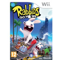 Rayman Rabbids Go Home Game