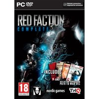 Red Faction Collection (Red Faction, Guerrilla & Armageddon) PC Game