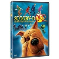 Scooby Doo 2 Monsters Unleashed DVD