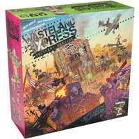 Wasteland Express Delivery Service Board Game