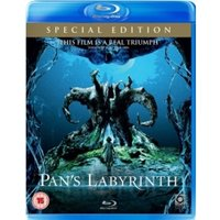 Pan's Labrynth Special Edition Blu-ray
