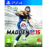 Madden NFL 15 PS4 Game