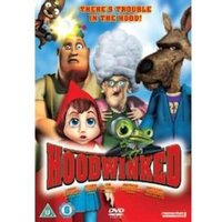 Hoodwinked! DVD