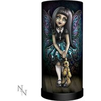 Little Shadows Noire Lamp UK Plug