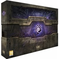 StarCraft II 2 Heart Of The Swarm Collector's Edition