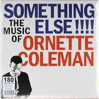 Ornette Coleman - Something Else!!!! Vinyl