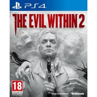 The Evil Within 2 PS4 Game