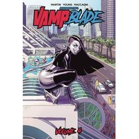 Vampblade Volume 4: Con Of The Dead