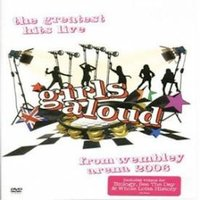 Girls Aloud- The Greatest Hits Live From Wembley Arena DVD