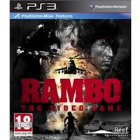 Rambo the Video Game (Move Compatible)