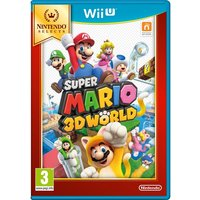 'Super Mario 3d World Game Wii U (selects)