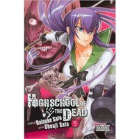 Highschool of the Dead, Vol. 5 by Daisuke Sato (Paperback, 2012)