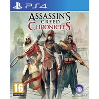 Assassin's Creed Chronicles Trilogy PS4 Game