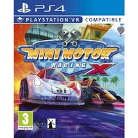 'Mini Motor Racing X Ps4 Game (psvr Required)