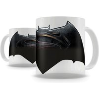 Batman Vs Superman Logo Thermal Mug