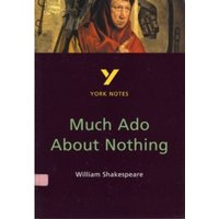 Much Ado About Nothing: York Notes for GCSE by Sarah Rowbotham (Paperback, 1999)