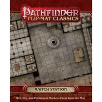Pathfinder Flip-Mat Classics Watch Station