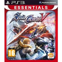 Soul Calibur V 5 PS3 Game (Essentials)