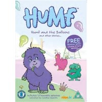 Humf and the Balloons and Other Stories DVD