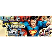 DCH Superman Legion of Super Heroes Case of 10