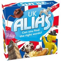 UK Alias Board Game