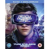 Ready Player One Blu-ray + Digital Download