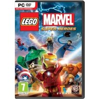 Lego Marvel Super Heroes with Iron Patriot Toy Game