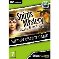 Spirits of Mystery Amber Maiden Game