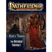 Pathfinder Adventure Path Hell's Rebels Part 5 The Kintargo Contract