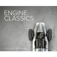 Engine Classics : Hearts of the big automobile legends