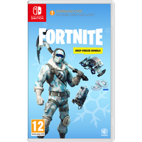 Fortnite Deep Freeze Bundle Nintendo Switch Game