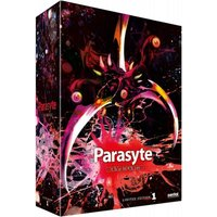 Parasyte The Maxim Collection 1 (Episodes 1-12) Deluxe Edition Blu-ray